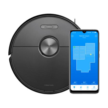 Xiaomi Roborock S6 Aplicación