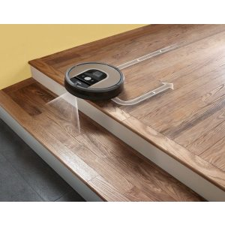 iRobot Roomba 966 Treppe sensor