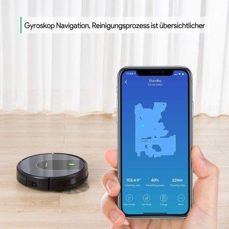 Deenkee DK700 Gyroskop Navigation