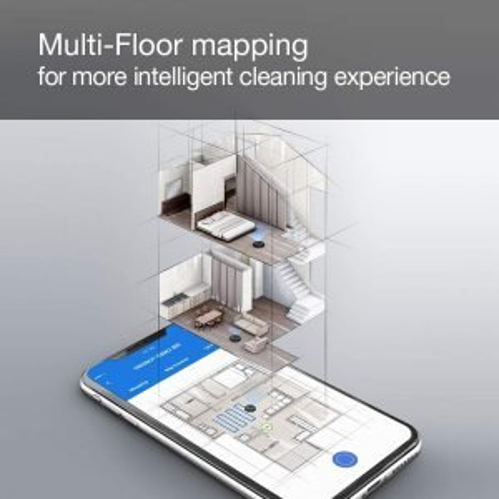 Ecovacs Deebot OZMO 920 Multi floor maps