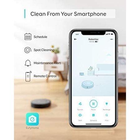 Eufy RoboVac G10 App