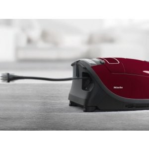 Miele Complete C3 PowerLine Pure Red SGDF3